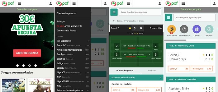 Paf para Android