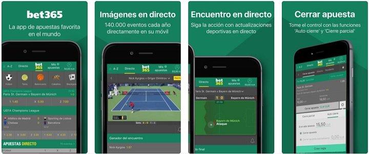 Descargar la iPhone app de bet365 fácil y rápido