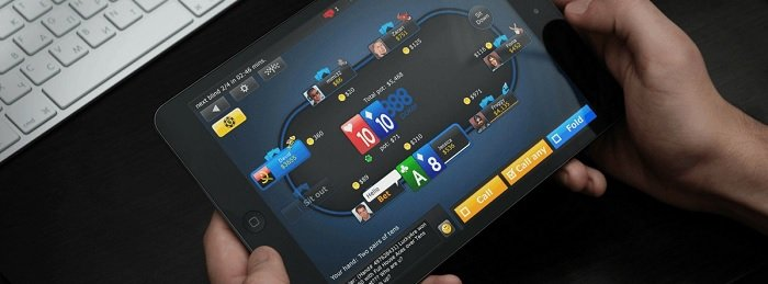 888 poker Android y iOS