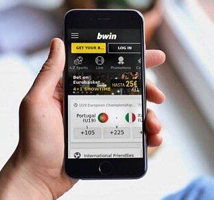 Bwin móvil y la app para Android