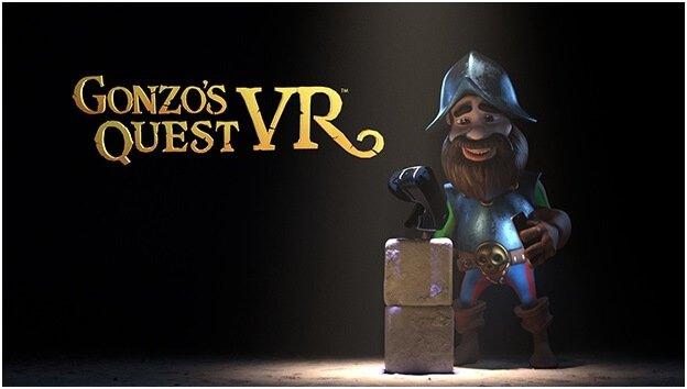 Gonzos quest VR