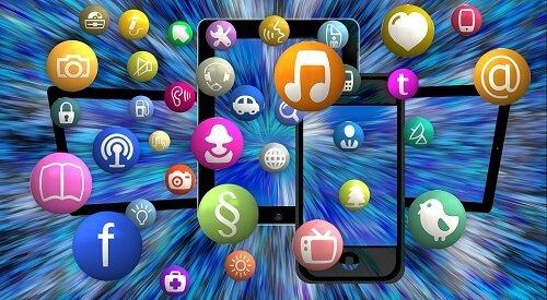 Algunos de los top apps